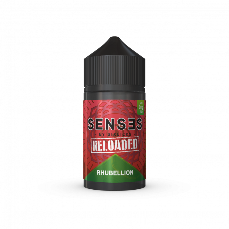 Senses Rhubellion Reloaded 50ml