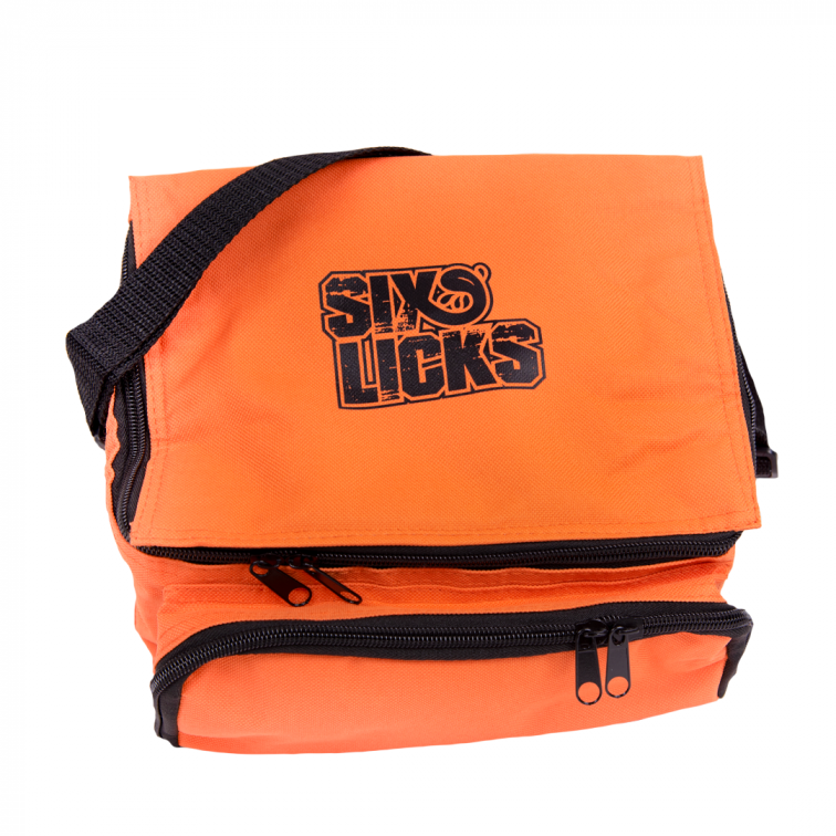 Six Licks Cooler Bag Large