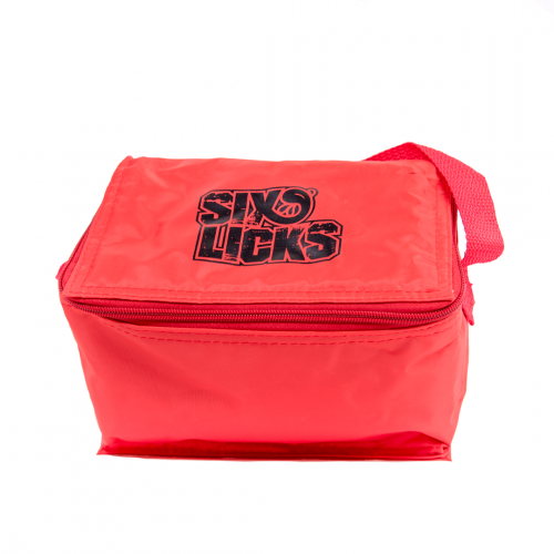 Six Licks Cooler Bag Medium