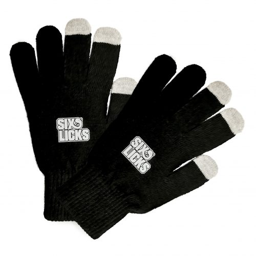 Six Licks Touch Screen Gloves