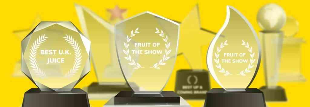 Six Licks Won Many Awards